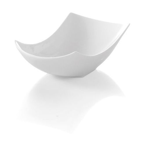 Miska porcelanowa vanilla 22,5x11,1x6,2 cm marki Hendi