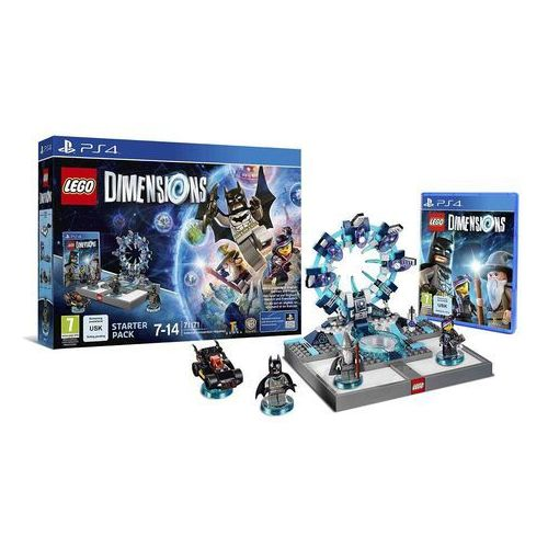 Lego Dimensions Ps4 Warner Brothers Entertainment Porównywarka