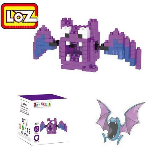 Gearbest Loz figure style cartoon abs building brick - 161pcs, kategoria: figurki dla dzieci