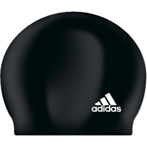 Adidas czepek kąpielowy sil cp logo 1pc black/white ns