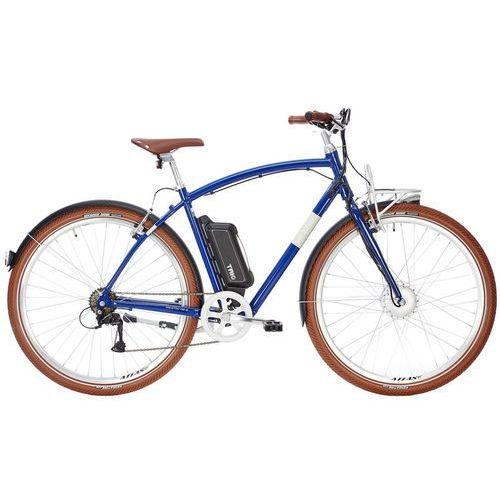"""Ortler kingman rower elektryczny miejski niebieski 52 cm (28"""") 2018 rowery elektryczne"""