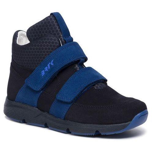 Sneakersy BARTEK - 67018/SZ-SAA Niebieski