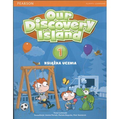 Our Discovery Island 1. Klasa 1, szkoła podstawowa. Język angielski. Podręcznik (73 str.)
