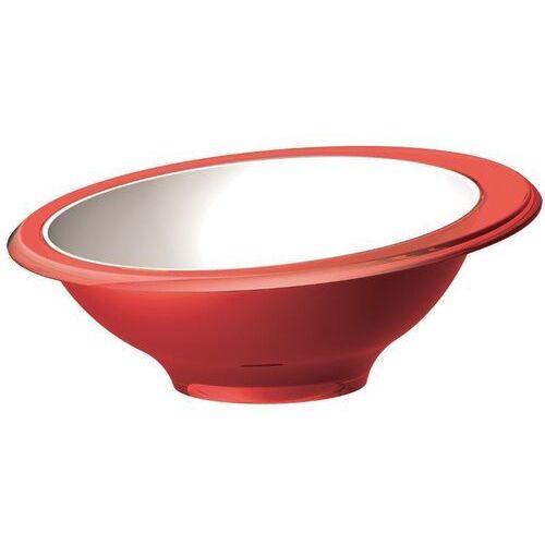 Casa bugatti - glamour - miseczka - czerwona