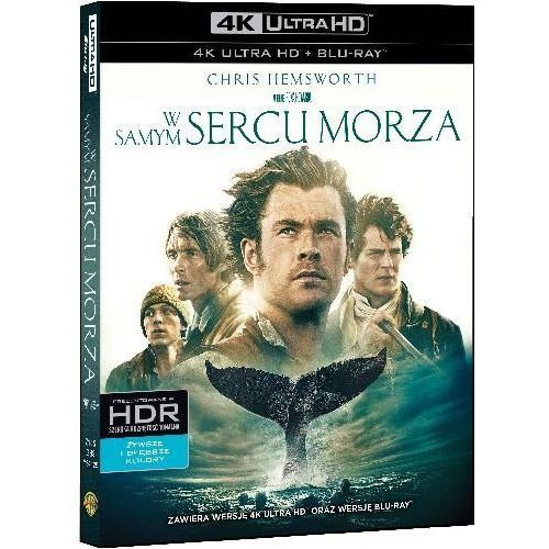 W samym sercu morza 4K Ultra HD (Blu-ray) - Howard Ron DARMOWA DOSTAWA KIOSK RUCHU (7321999341299)