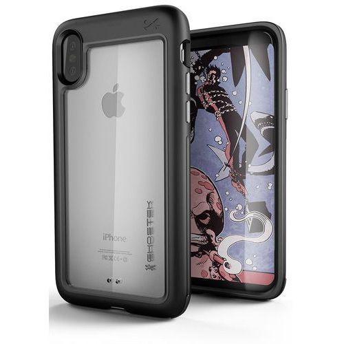 Etui Ghostek Atomic Slim iPhone X Black
