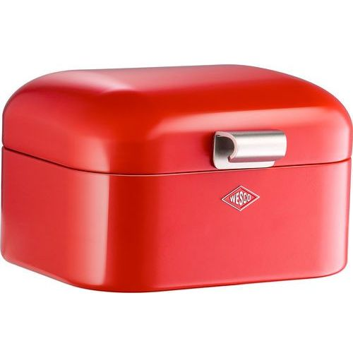 Wesco - pojemnik na pieczywo mini grandy - czerwony - czerwony (4004519046098)