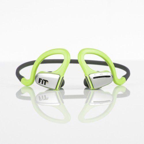 Słuchawki new bt douszne z mikrofonem oi-e4g zielone marki Art