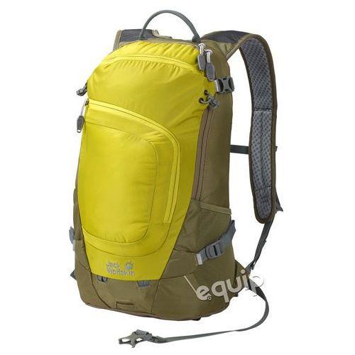 Plecak turystyczny  crosser 18 - wild lime marki Jack wolfskin