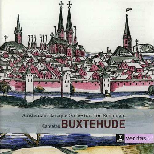 Warner music poland Ton koopman amsterdam baroque orchestra - cantatas (0825646195190)