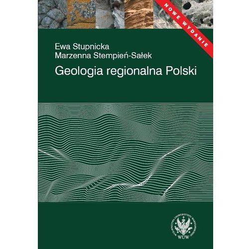 Geologia regionalna Polski (9788323520221)
