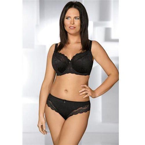 Biustonosz Semi-soft Ava 925 Black, kolor czarny