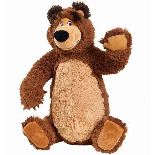 Simba Pluszowy niedźwiedź misza 43 cm masza i niedźwiedź