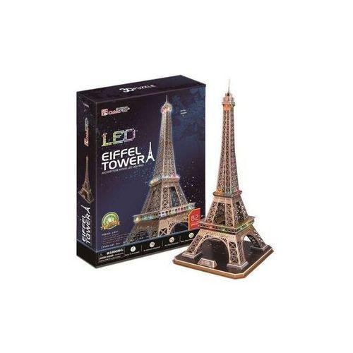 Cubicfun Puzzle 3d wieża eiffla (światło) (6944588205072)