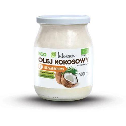 Intenson Olej Kokosowy Rafinowany - 500ml 02/2018, s008032