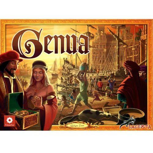 Genua - . darmowa dostawa do kiosku ruchu od 24,99zł marki Lacerta
