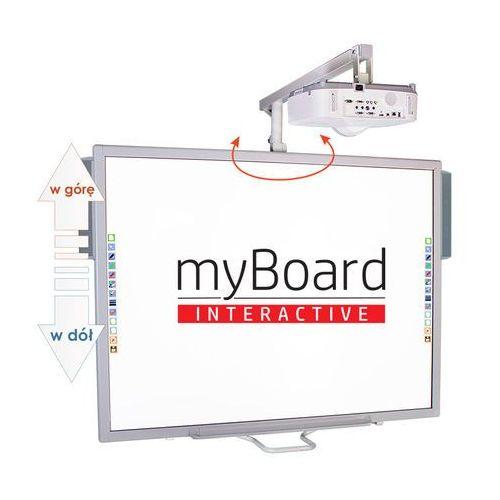 Zestaw interaktywny smyk wall marki Myboard