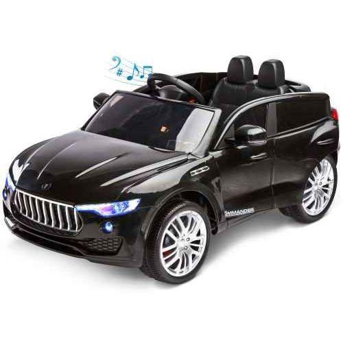 Samochód na akumulator Toyz Commander + Pilot, TOYZ-7090