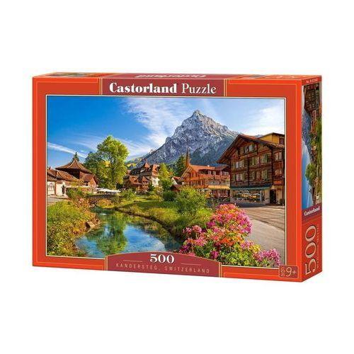 Puzzle 500 elementów. Kandersteg, Switzerland