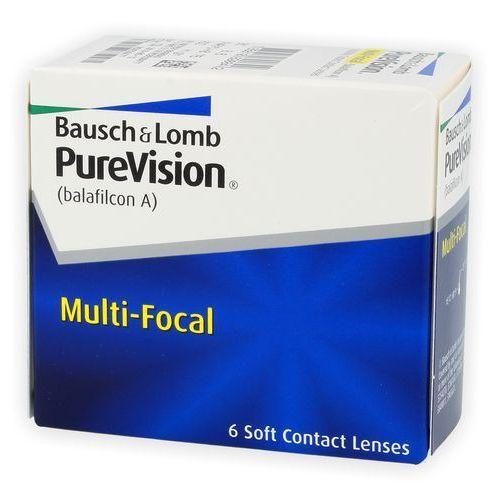 Purevision® multifocal 6 szt. marki Bausch & lomb. Tanie oferty ze sklepów i opinie.