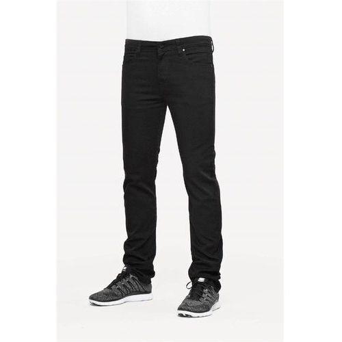 spodnie REELL - Skin 2 Black (BLACK) rozmiar: 32/32