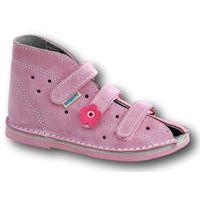Adamki profilaktyczne buty wzór 013NK kolor różowy