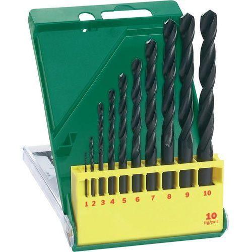 Zestaw wierteł do metalu hss-r 1-10 mm (10 elementów) + zamów z dostawą jutro! marki Bosch