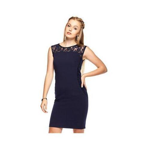 Sukienka Model Diana Navy