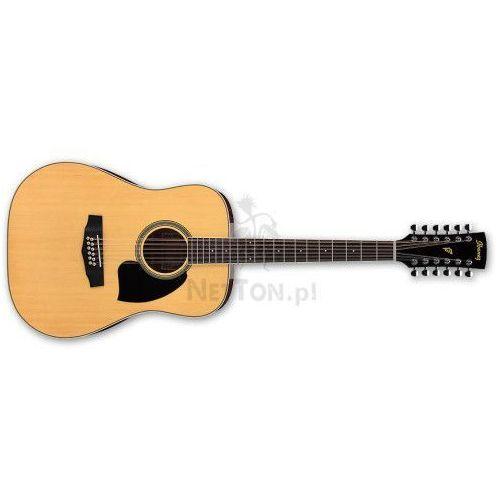 PF1512-NT NATURAL HIGH GLOSS - 12 strunowa gitara akustyczna