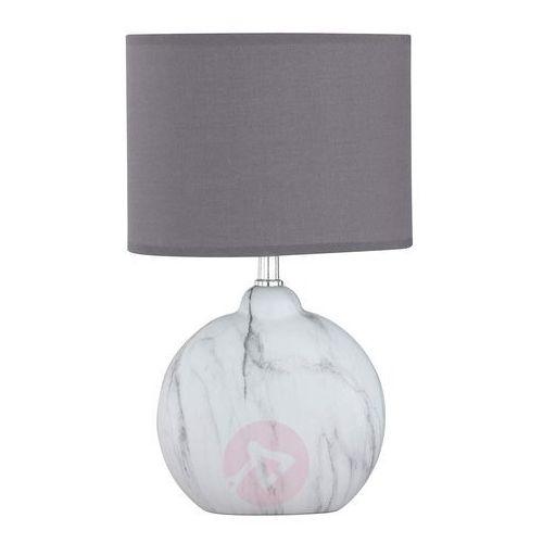 Honsel Lampa stołowa foro marmor 51283