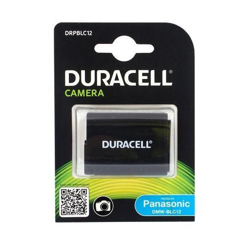 Duracell duracell li-ion akku 950 mah für panasonic dmw-blc12 - drpblc12 darmowy odbiór w 20 miastach! (5055190140512)