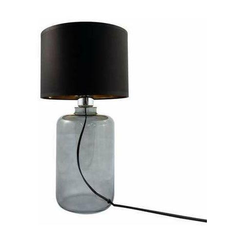 samasun 5505bkgo lampa stołowa 1x40w e27 czarna/złota/czarna dymiona marki Zuma line