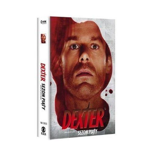 Dexter, sezon 5 (4xdvd) - michael cuesta darmowa dostawa kiosk ruchu marki Imperial cinepix