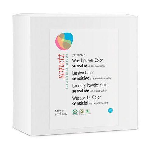 Proszek do prania tkanin kolorowych SENSITIV 10 kg
