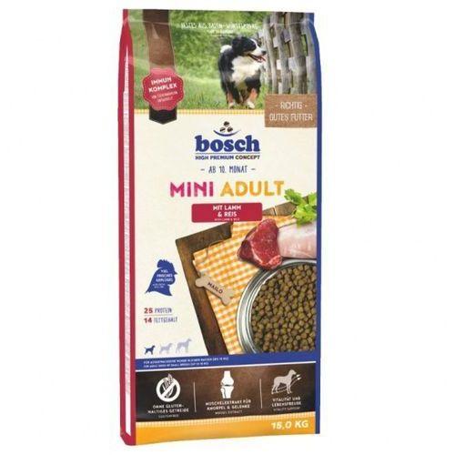 Bosch Mini Adult Lamb & Rice 3kg