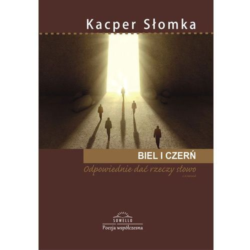Biel i czerń - Kacper Słomka (9788364193576)
