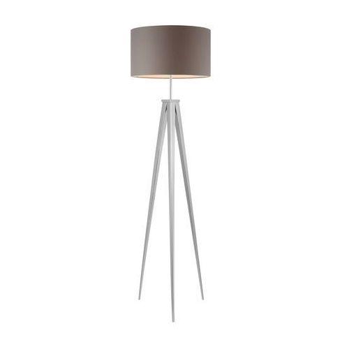 Azzardo Lampa podłogowa sintra grey bp-1658-gr – + led - autoryzowany dystrybutor azzardo (5901238424116)