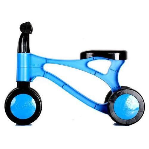 Lena  mini rowerek niebieski nowoczesny 5-07168 - blue