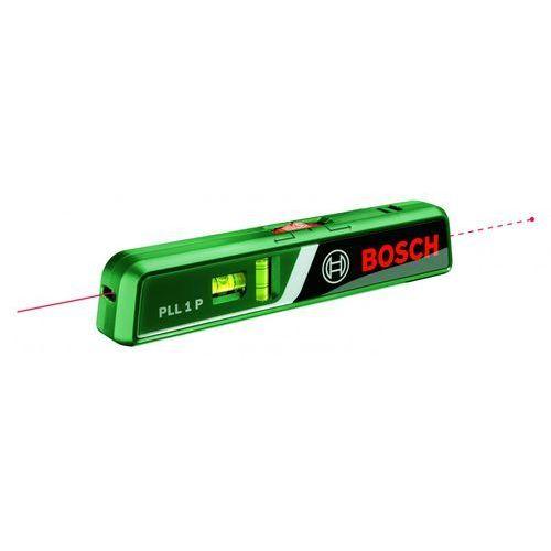 Poziomica laserowa Bosch Home and Garden PLL 1 P 0603663300, Dokładność libelli: 0.5 mm/m, PLL 1 P