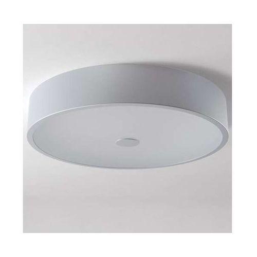 Sufitowa lampa natynkowa alan 1409/p/b1/a/e3/kolor metalowa oprawa plafon okrągły marki Cleoni