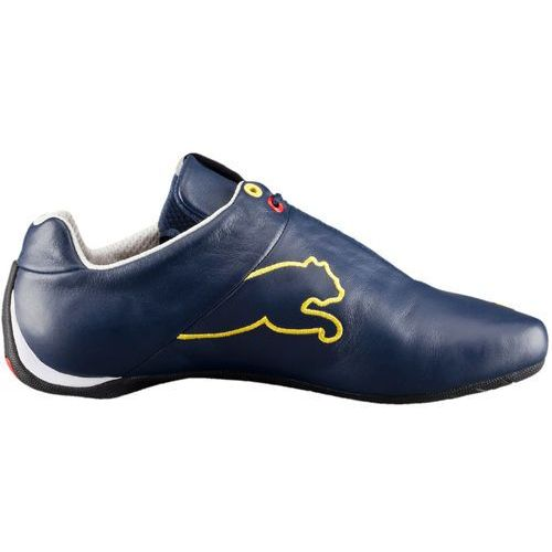 Buty Puma Ferrari Future Cat Leather 30547006, kolor niebieski