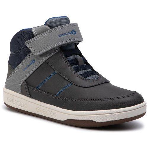 Sneakersy GEOX - J Maltin B. A J94G3A 0MECE C0071 S Dk Grey/ Royal