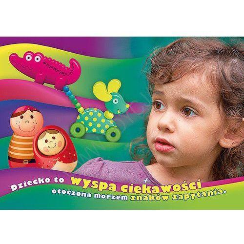 OKAZJA - Kartka uśmiech dziecka - wyspa ciekawości marki Edycja św. pawła