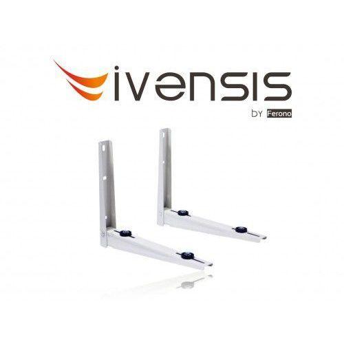Wspornik ścienny składany, mocowanie agregatu IVENSIS IWS550 (IWS550), IWS550