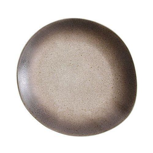 talerz obiadowy ceramiczny 70's: piasek ace6760 marki Hk living