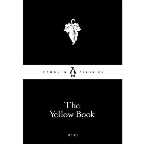 The Yellow Book (9780241252222)