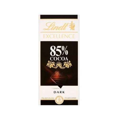 100g excellence 85% cacao czekolada marki Lindt
