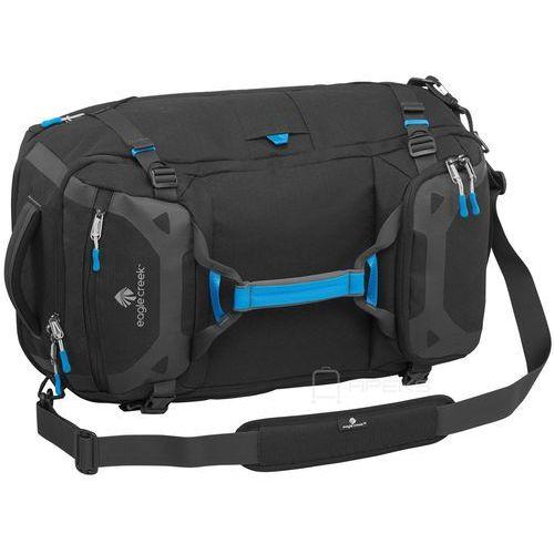 Eagle Creek Load Hauler Expandable torba podróżna na ramię 56 cm / poszerzana / plecak / Black - Black