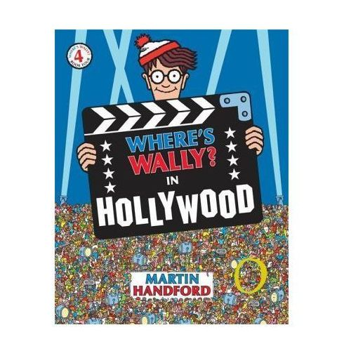 Where's Wally? In Hollywood (9781406305883)