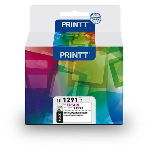 Tusz PRINTT do EPSON NAE1291B (T1291) czarny 15 ml